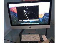 iMac 27-inch, Late 2009, Memory 4 GB, 1TB Storage