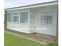 HOLIDAY CHALET HEMSBY - BOOK WITH CONFIDENCE FOR 2017