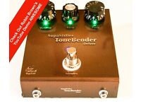SupaSixties ToneBender Deluxe Guitar and Bass Effects Pedal