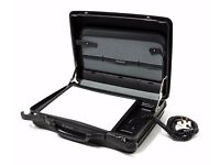 Portable Film Viewer built in briefcase