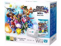 Wii U + Wii Fit Board + Pad + 9 Games