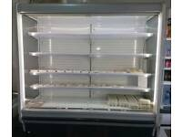 Large Refrigerated display unit