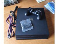PS4 Pro 1TB Console boxed