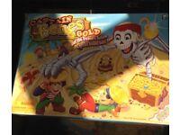 Captain Bones Gold Treasure Island childrens Game