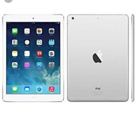 iPad Air 16gb Unlocked space grey and silver white