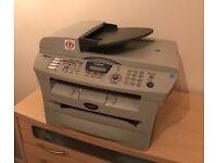 Brother Laser A4 Printer Scanner Copier Fax MFC7420 Auto Working Derry Magherafelt Belfast