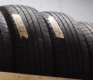Set of two tires size 195 65 15 for sale
