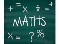 KS2/ KS3/ GCSE Maths Tutor - £15 PER HOUR