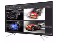 "Phillips Brilliance 4K, 43"", perfect for gamming, photo workers, arhitects"