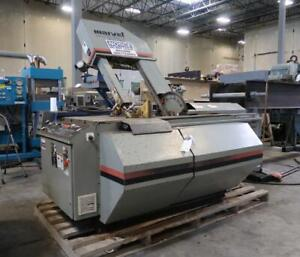 MARVEL 8-Mark-III Vertical Band Saw