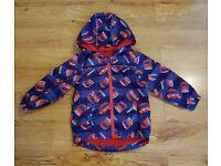 Infant boys raincoat size 2/3 years