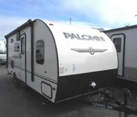 2016 Forest River Palomini 177BH
