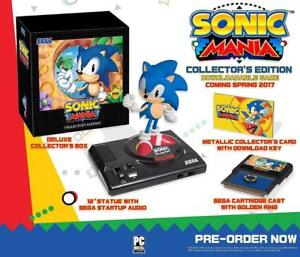 NEW Sonic Mania: Collector's Edition -steam