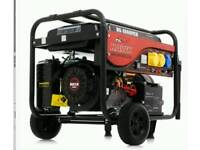 5.7kVA 4500w 11HP HAWK PETROL GENERATOR