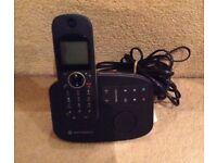 Motorola home phone and answering machine