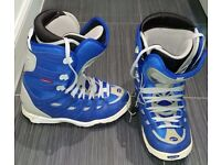 Snowboard boots - very good condition - Ride Orion - Size 9.5 uk (44.5 eur) - £20 o.n.o.