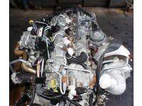 2009-2013 TOYOTA AVENSIS 2.0 TURBO DIESEL 1AD-FTV COMPLETE ENGINE WITH ANCILLARIES 78,000 MILEAGE