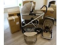 **LUXURIOUS** The NUNA IVVI & PIPA Range - Complete Pushchair & Travel System - RRP £1,200.00!!