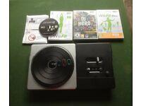 Dr. Hero Disco plus Stepping Machine plus 2 Wii Fit DVD's