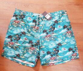 Brand New TU Swim Shorts - Sz XXL