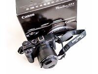 Canon PowerShot G3 X 20.2MP Digital Camera - Black