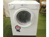 White Knight C38AW Tumble Dryer