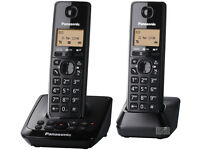 Panasonic KX-TG2722 Dect Phones Twin pack
