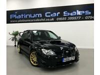 SUBARU IMPREZA WRX STI TYPE UK WIDETRACK DCCD (black) 2006