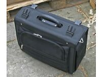 A sales reps travelling bag with plenty of room for all ones samples.