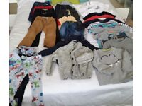 Bundle of Boys clothes Age 3-5 years
