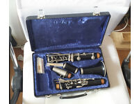 Clarinet - Buffet Bb and case