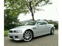 2003/03 BMW M3 3.2 SMG CONVERTIBLE FACELIFT *IMMACULATE CONDITION HUGE SERVICE HISTORY FULL MOT*