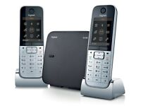 Siemens Gigaset SL785 DECT Cordless Phones with Answer Machine