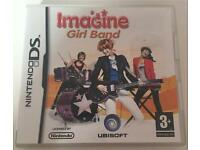 "Nintendo DS ""Imagine Girl Band"""