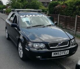 Volvo v40 estate, long MOT