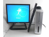 Dell 530 (PC, Monitor, K/M, 4GB Ram, Athlon X2 5600, Adode, MS Office, Gaming, Desktop PC, Computer