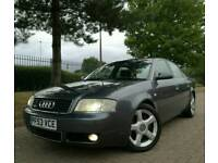 2003/53 AUDI A6 TDI 180 AUTO *LONG MOT BEAUTIFUL CAR*