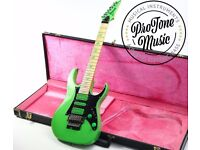 1990s Ibanez Universe UV777 & Original Ibanez Hard Case