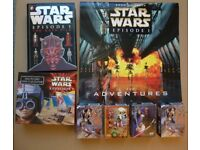 Star Wars Collectibles: 2000 Calendars, Puzzles, Videos, Pencil case & Funfax Data file