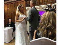 Lace Wedding Dress Bridal Gown White 10
