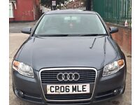 Audi A4 2.0TDI Full Mot New Turbo Parking Sensors 6 CD Changer FSH Hpi Clear Bargain!