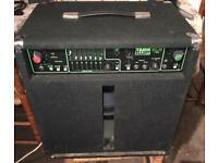 Trace Elliot 150 watt Bass Amp