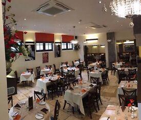 Kitchen/Rest Staff All: Starter Chef/ Pizza Chef/Pot Wash & Waiting Staff. Tel 01924 422423