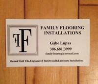 FAMILY FLOORING INSTALLATIONS