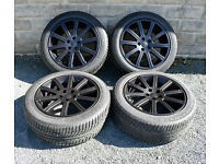 """20"""" alloy wheels tyres 5x120 Range Rover Discovery 3 4"""