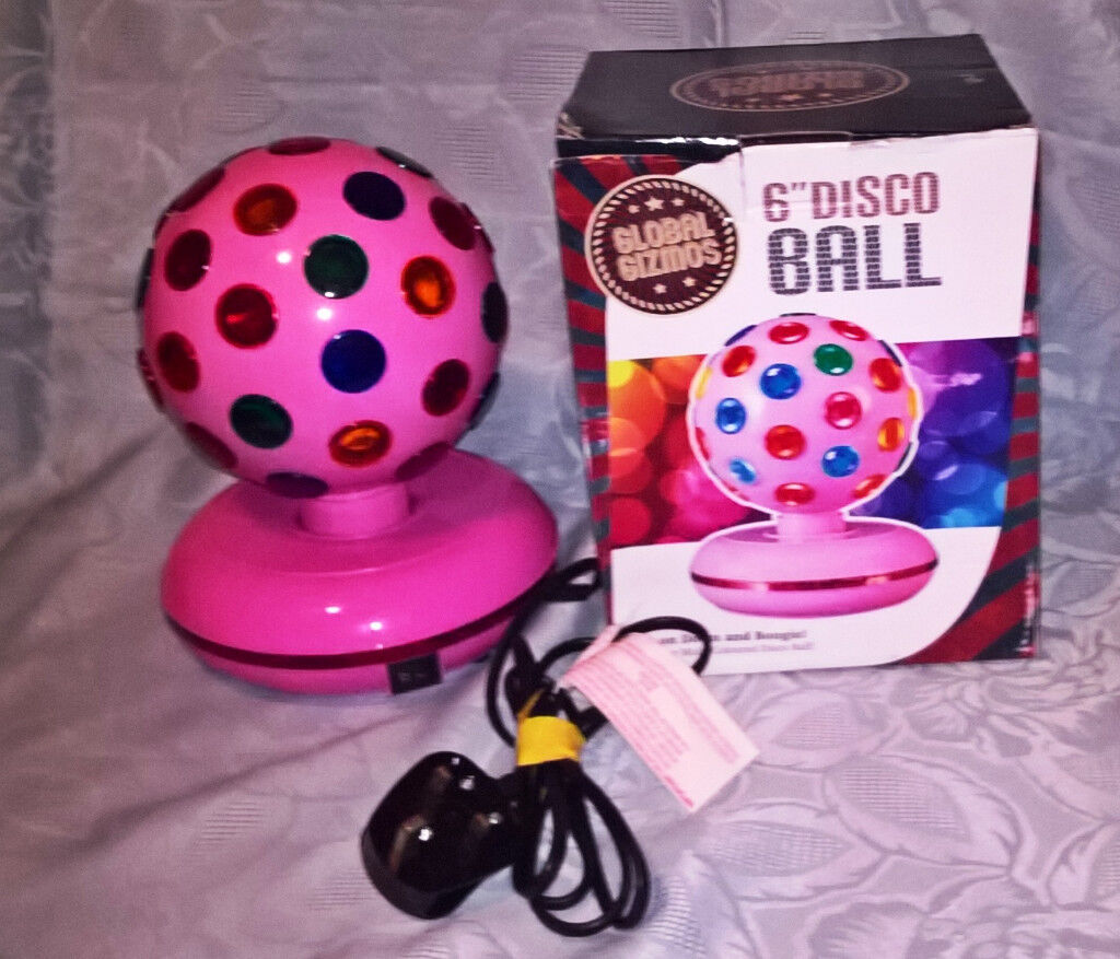 """6"""" Pink Disco Ball for sale"""