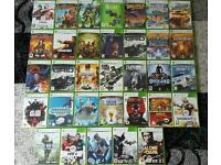 33 Xbox 360 games bundle