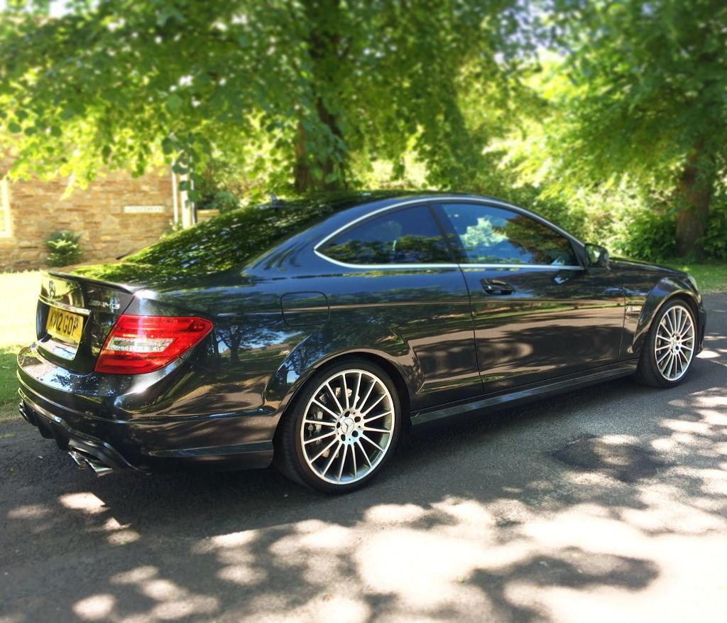 Mercedes C63 Coupe 125 Edition, Fmsh, Recently Serviced