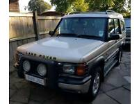 LANDROVER DISCOVERY TD5 ES late 2000 model