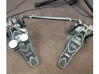 TAMA LEFT HANDED Iron Cobra Double Bass Pedal
